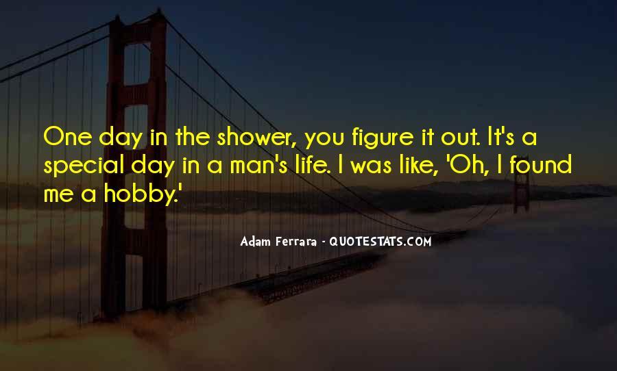 Adam Ferrara Quotes #363365