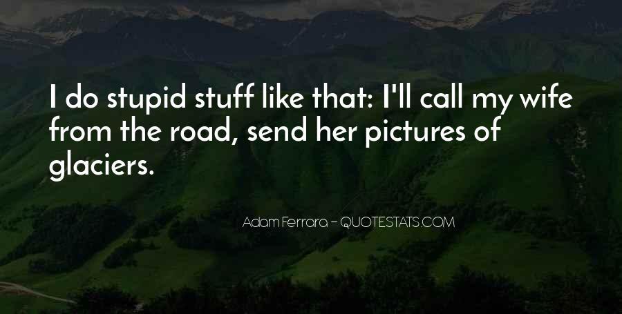 Adam Ferrara Quotes #976062