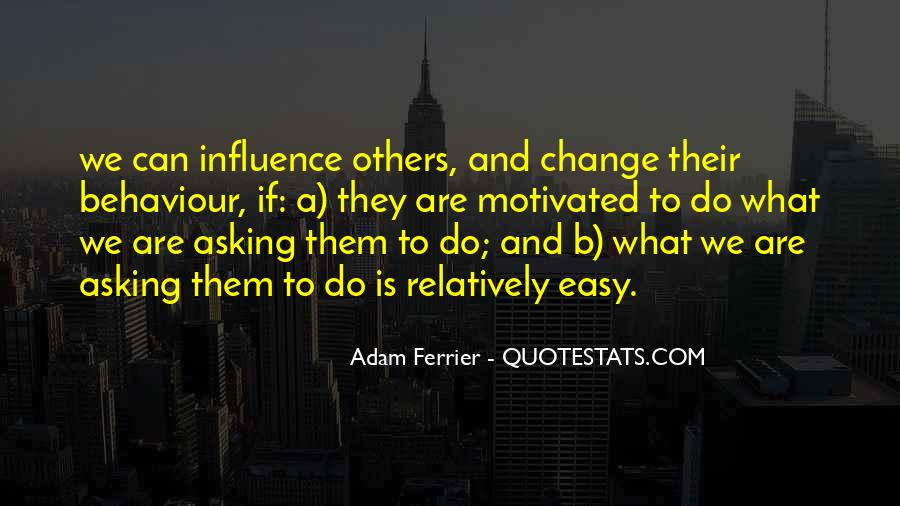 Adam Ferrier Quotes #1638522