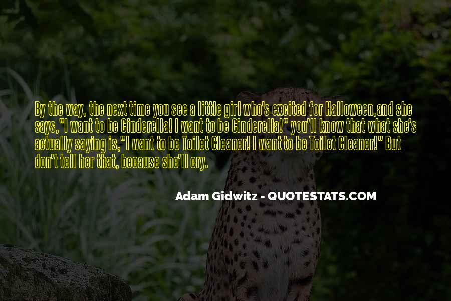 Adam Gidwitz Quotes #1108120