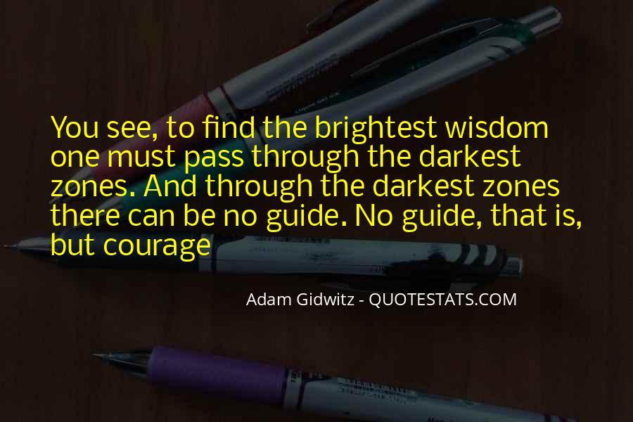 Adam Gidwitz Quotes #56744