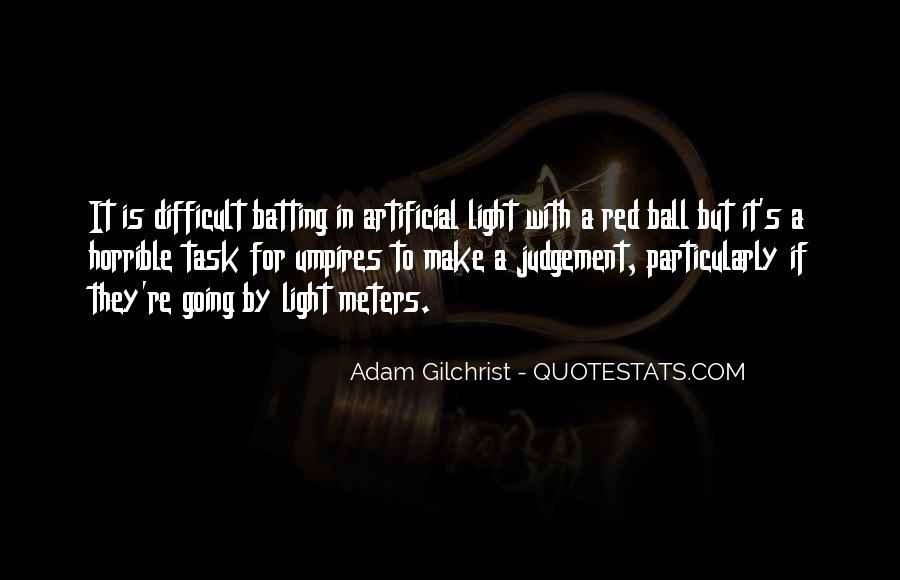 Adam Gilchrist Quotes #1161664