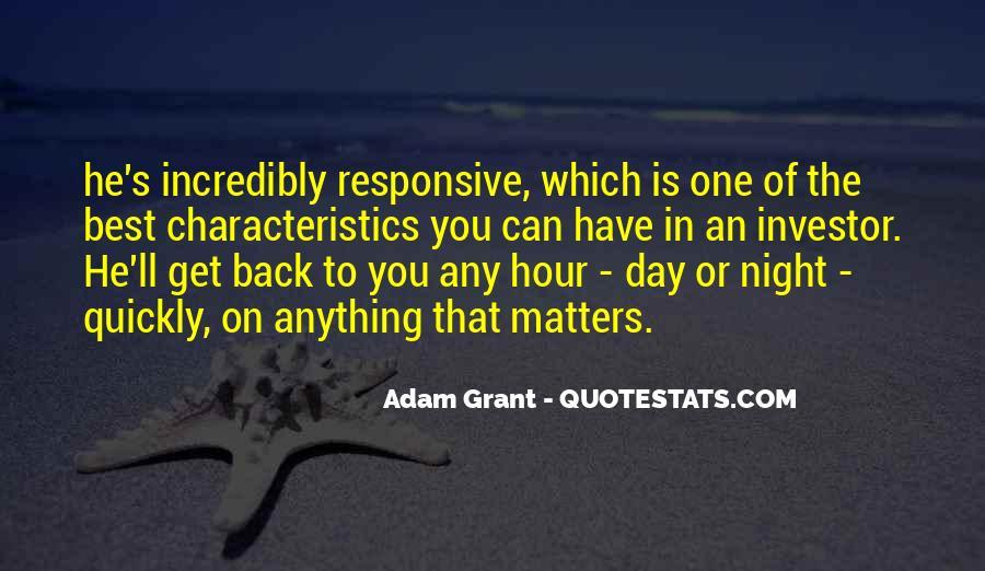 Adam Grant Quotes #1434516