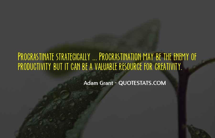 Adam Grant Quotes #834734