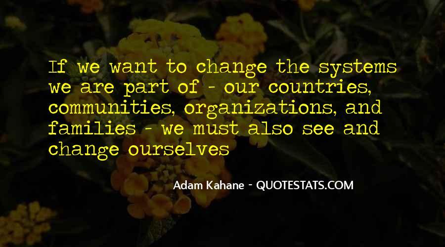 Adam Kahane Quotes #1770578