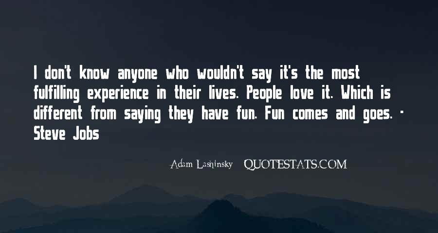 Adam Lashinsky Quotes #1226687