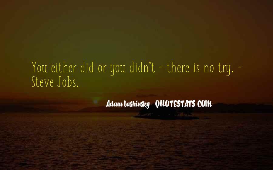 Adam Lashinsky Quotes #869724