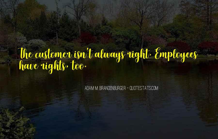 Adam M. Brandenburger Quotes #462759