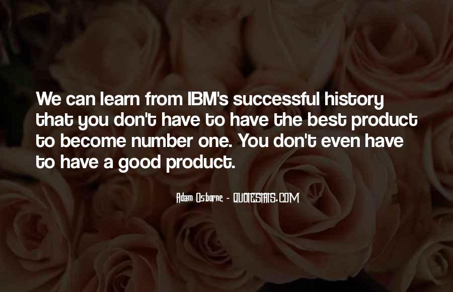 Adam Osborne Quotes #1013550