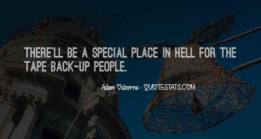 Adam Osborne Quotes #1235178