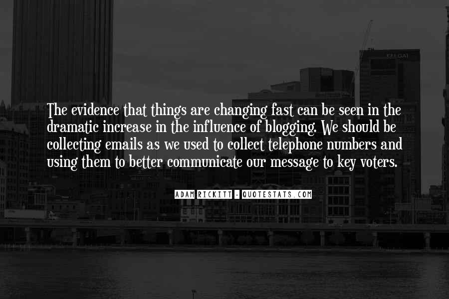 Adam Rickitt Quotes #1403572