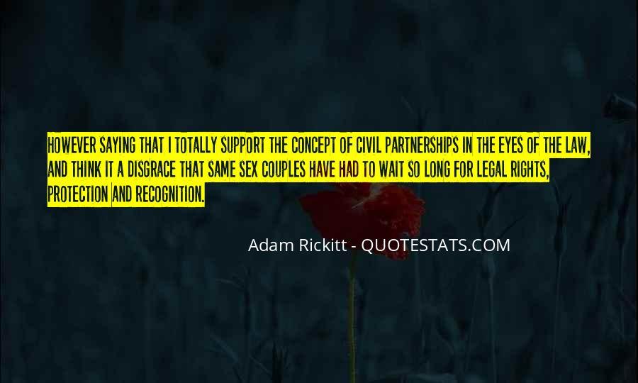 Adam Rickitt Quotes #1487957