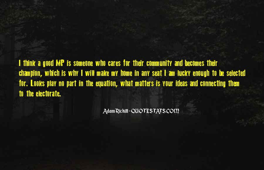 Adam Rickitt Quotes #1833189