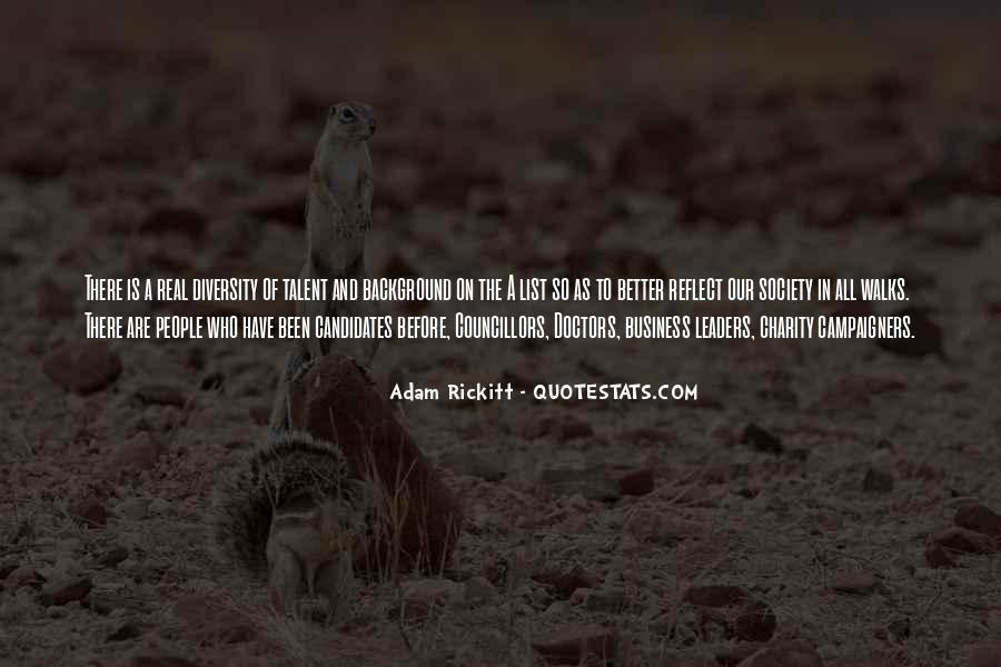 Adam Rickitt Quotes #406948