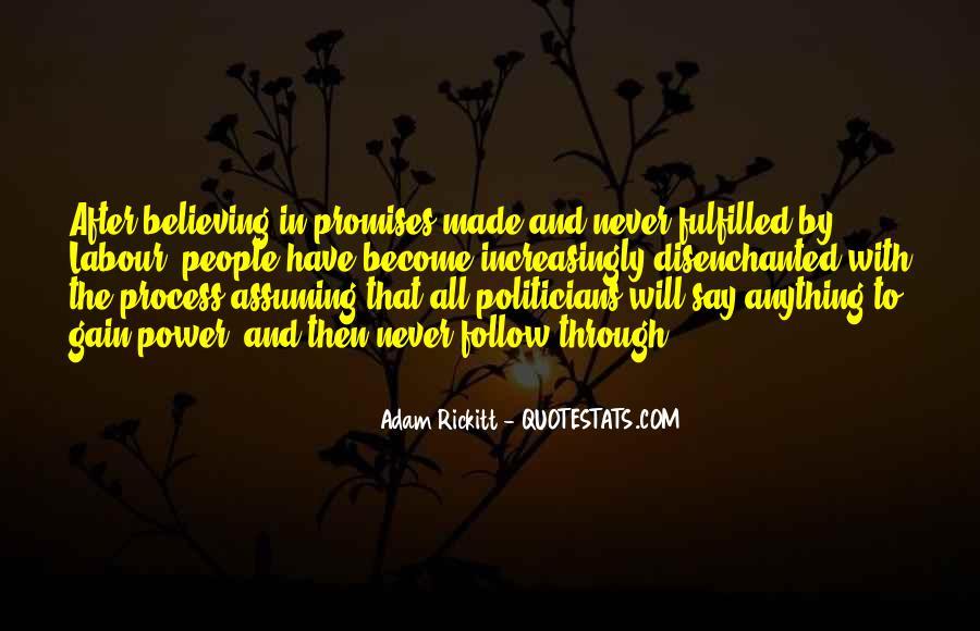 Adam Rickitt Quotes #977197