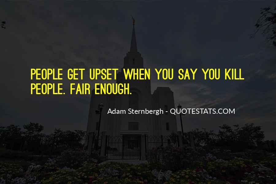 Adam Sternbergh Quotes #1748855