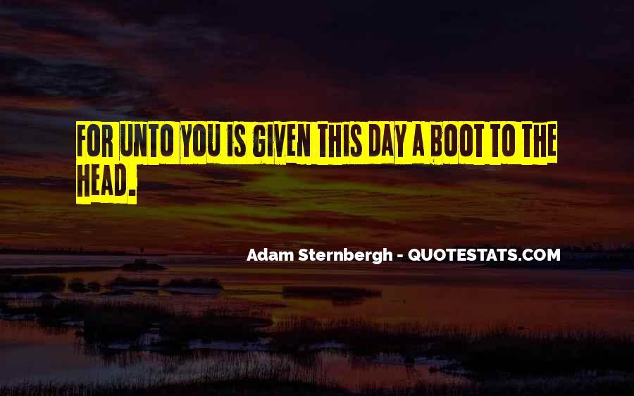Adam Sternbergh Quotes #448849