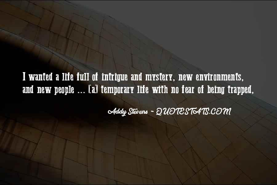Addy Stevens Quotes #187474