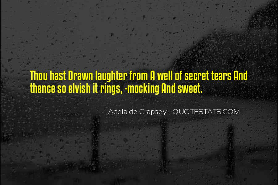 Adelaide Crapsey Quotes #1583526