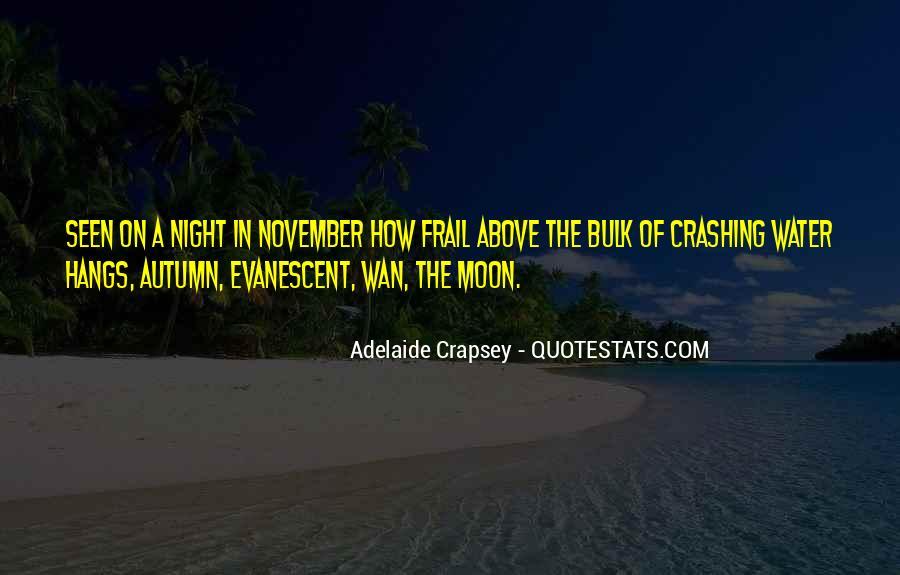 Adelaide Crapsey Quotes #216886