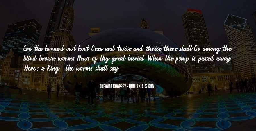 Adelaide Crapsey Quotes #377365