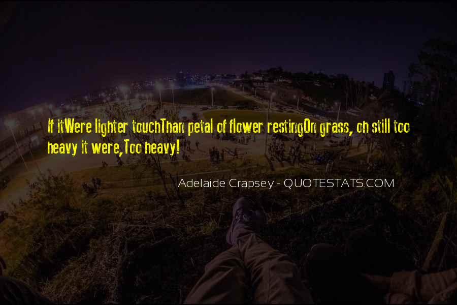 Adelaide Crapsey Quotes #377838