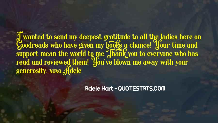 Adele Hart Quotes #1432858