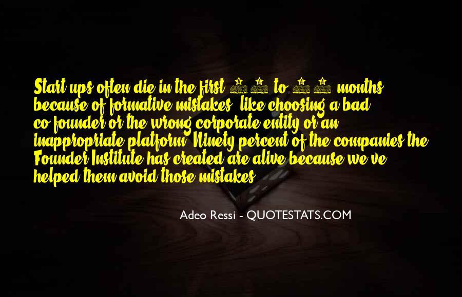 Adeo Ressi Quotes #472014