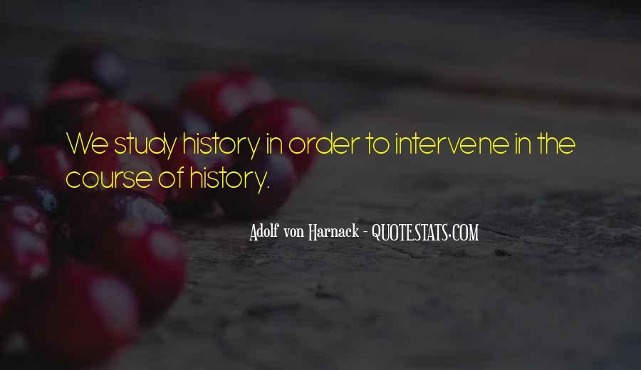 Adolf Von Harnack Quotes #1596777