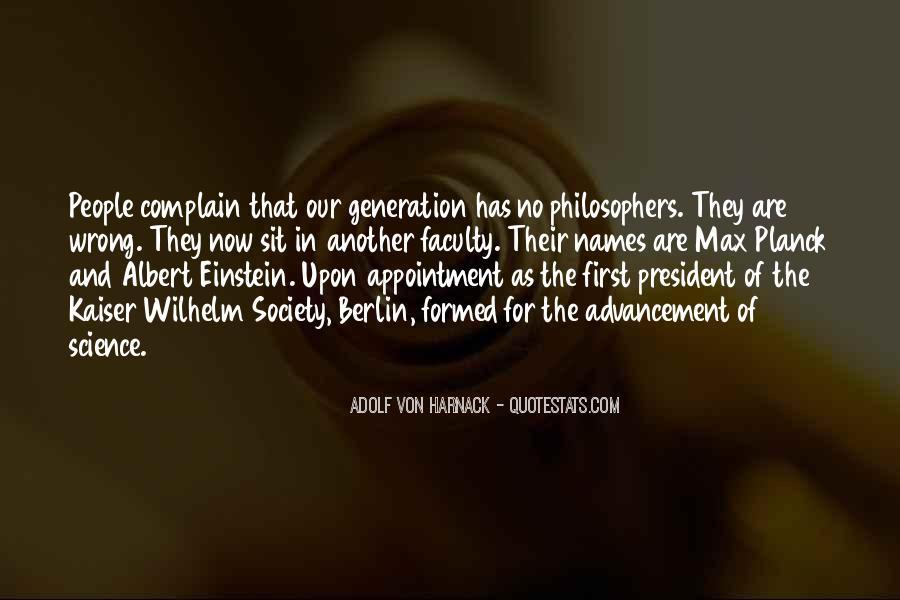 Adolf Von Harnack Quotes #1698030