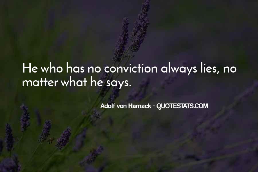 Adolf Von Harnack Quotes #313700