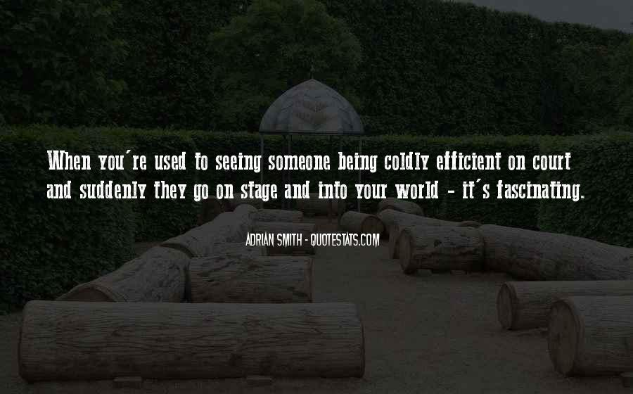 Adrian Smith Quotes #1297524