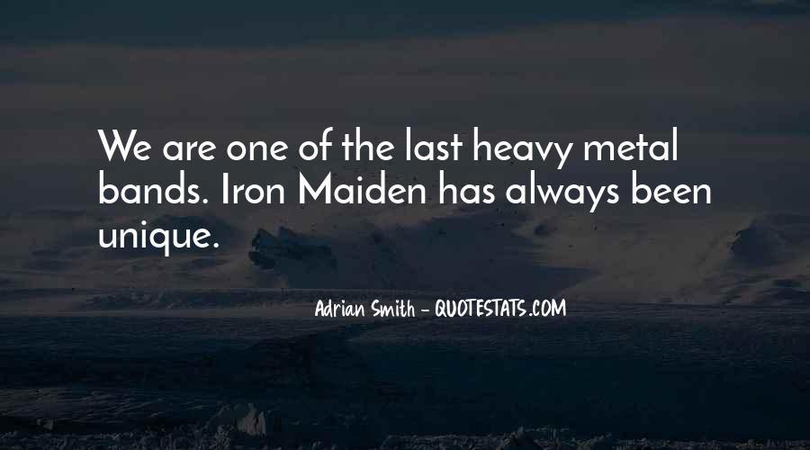 Adrian Smith Quotes #1455058