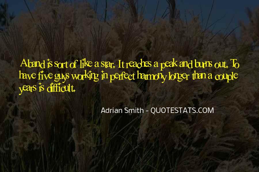 Adrian Smith Quotes #1470131