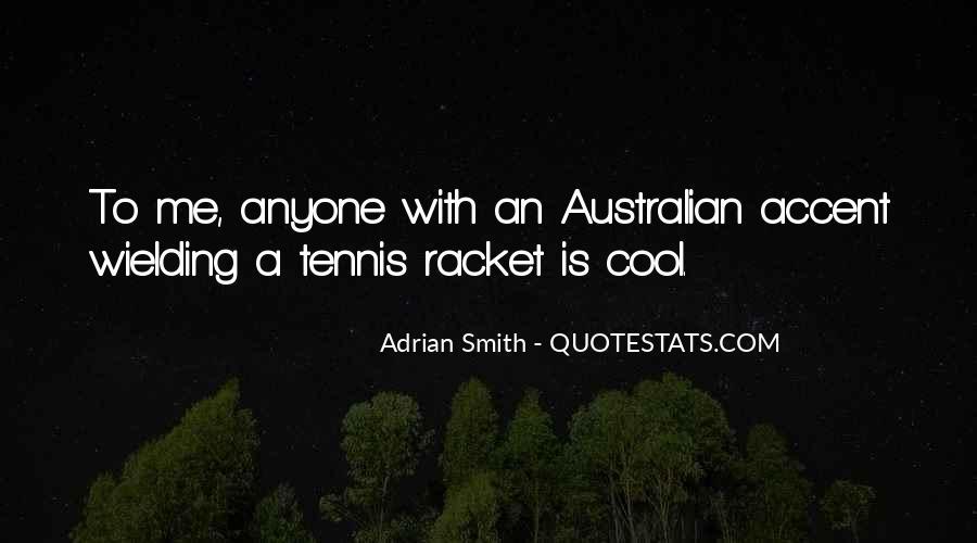Adrian Smith Quotes #283840