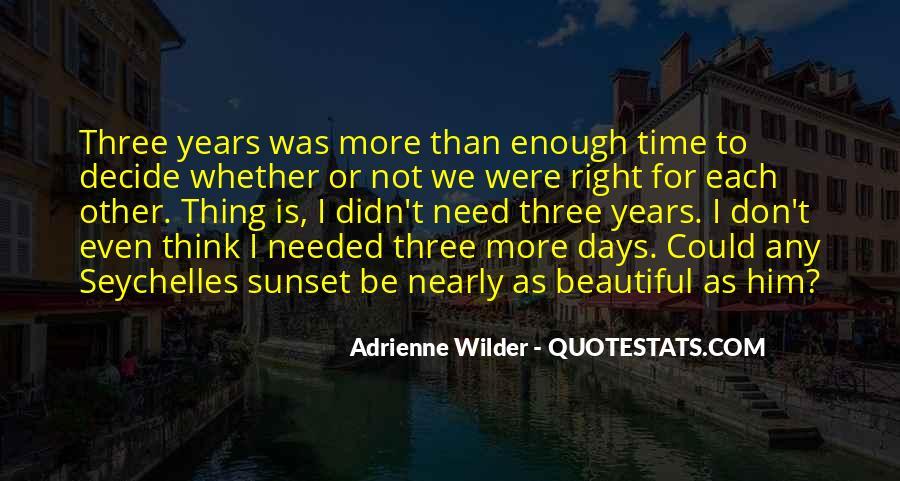 Adrienne Wilder Quotes #1185825