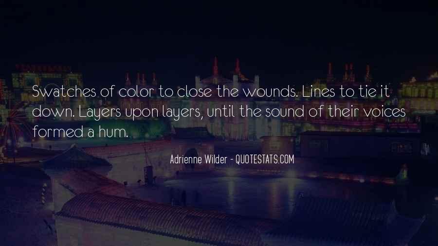 Adrienne Wilder Quotes #340434