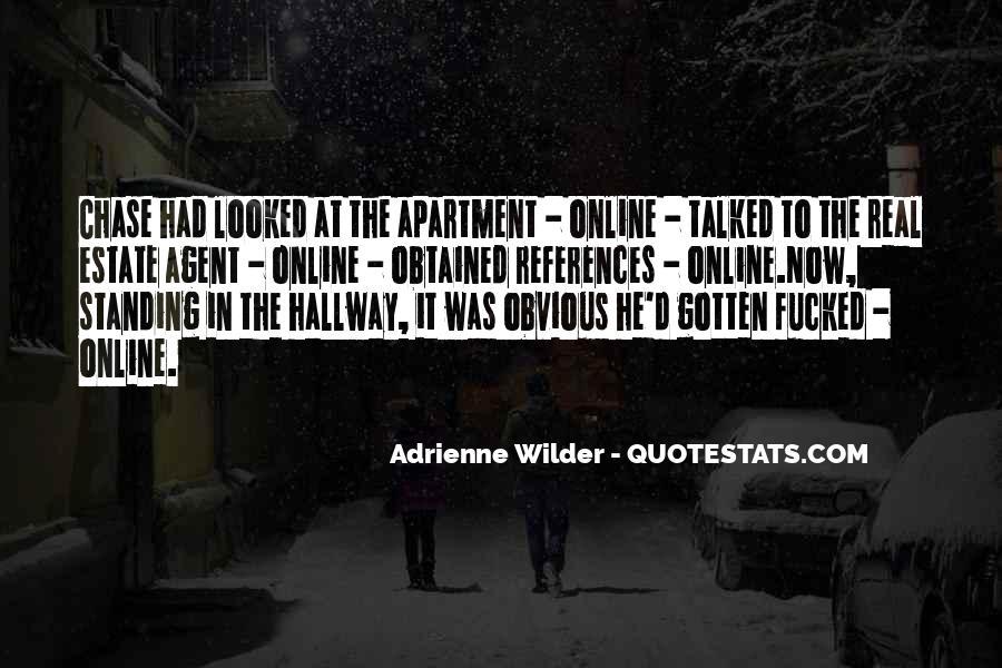 Adrienne Wilder Quotes #485882