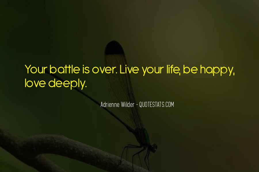 Adrienne Wilder Quotes #671001
