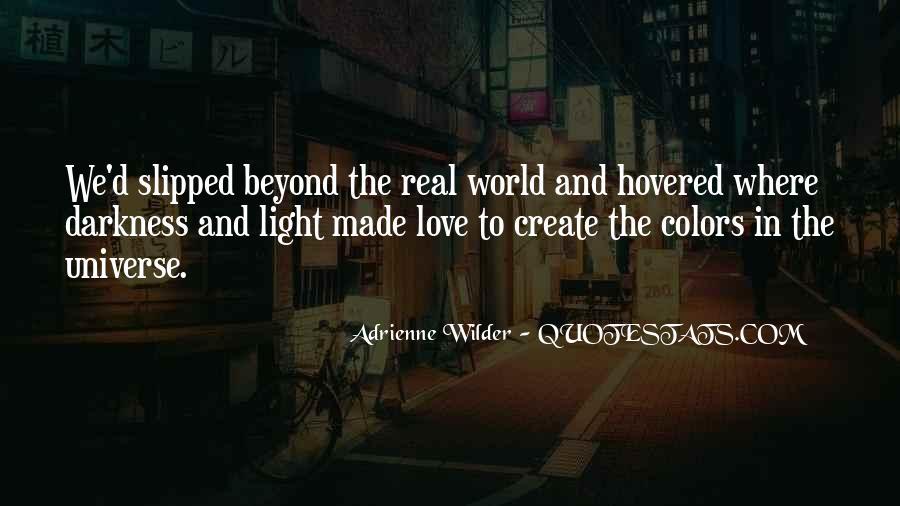 Adrienne Wilder Quotes #757982
