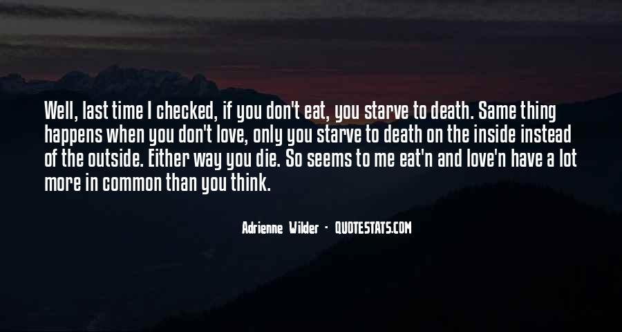 Adrienne Wilder Quotes #863286