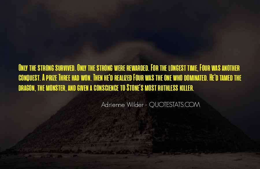 Adrienne Wilder Quotes #939407