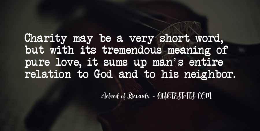 Aelred Of Rievaulx Quotes #939954