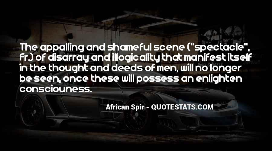 African Spir Quotes #1601499