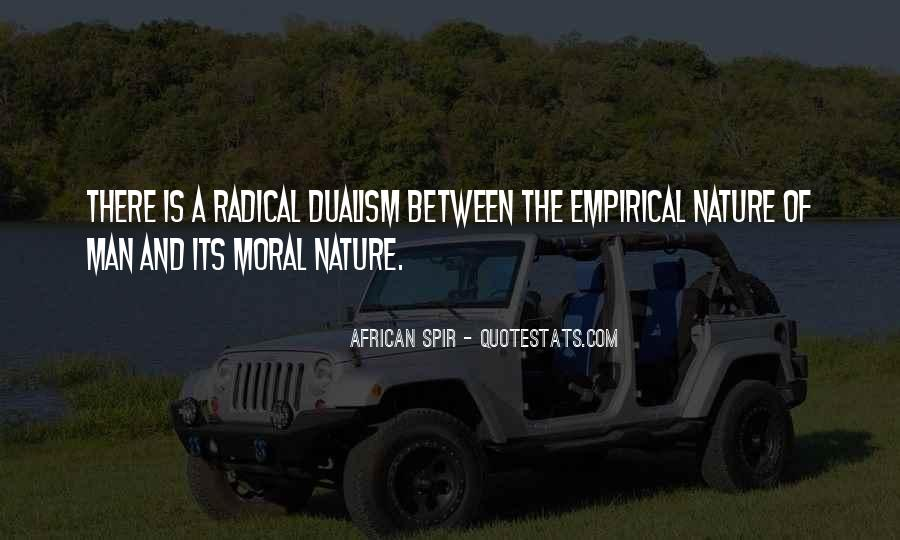 African Spir Quotes #206327