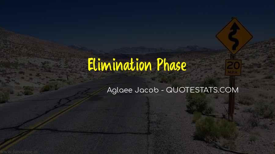 Aglaee Jacob Quotes #995797