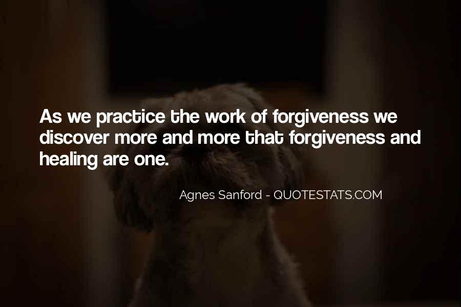 Agnes Sanford Quotes #1164535