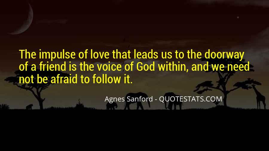 Agnes Sanford Quotes #1850134