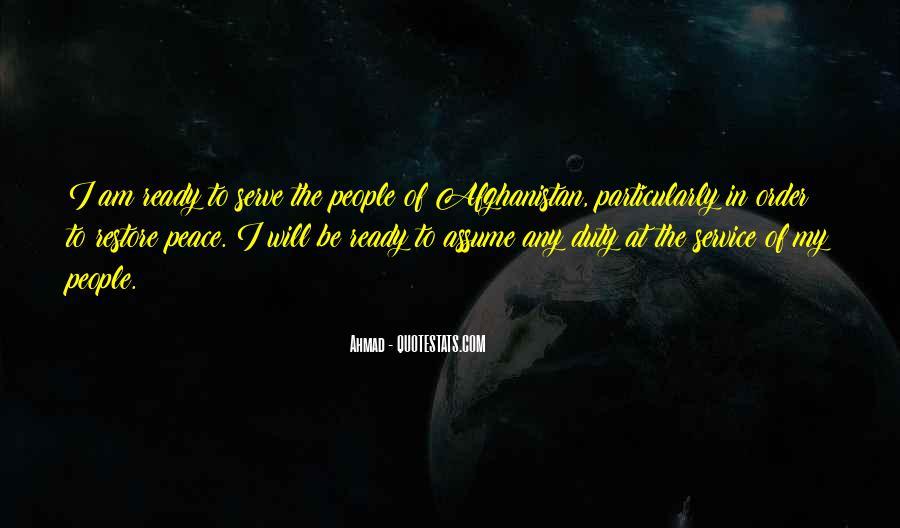 Ahmad Quotes #1754767