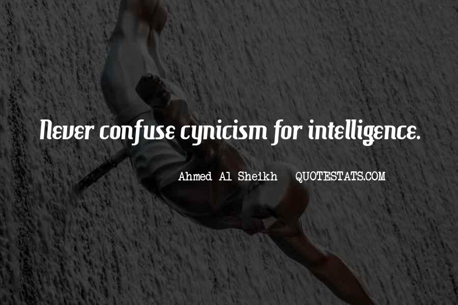 Ahmed Al-Sheikh Quotes #327085